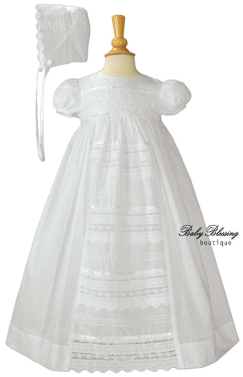 Baby Blessing Gown BBBoutique