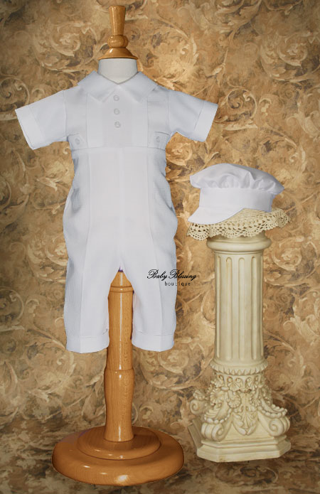 LDS Baby Blessing Outfits