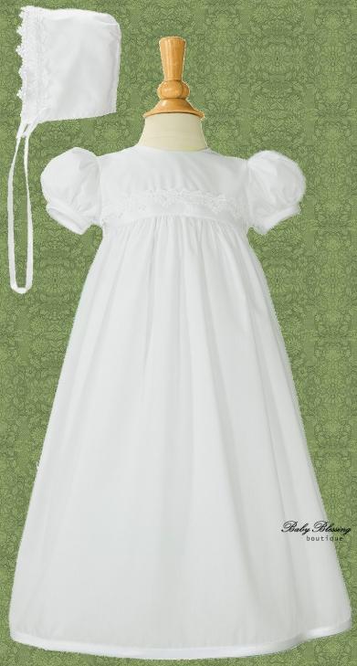 LDS Baby Girl Blessing Dress