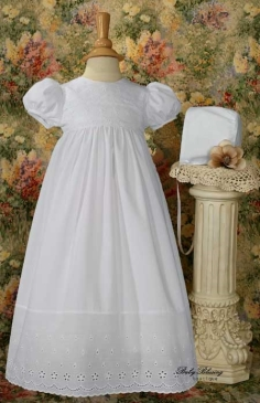 White Dresses for Baby