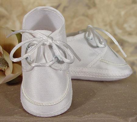 Boys Silk Shoe