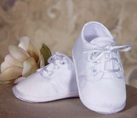 Boys Matte Satin Oxford Shoe