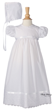 baby girl blessing dress